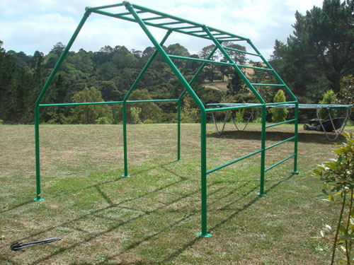 Home Play Climbing  Outdoor home play residential jungle gyms and