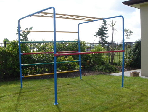 Backyard Jungle Requirements : Home Play Climbing  Outdoor home play residential jungle gyms and